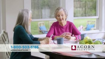 Acorn Stairlifts TV Spot, 'Love My House' - Thumbnail 6