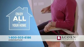 Acorn Stairlifts TV Spot, 'Love My House' - Thumbnail 8