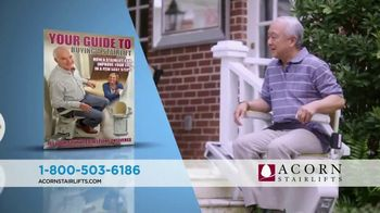 Acorn Stairlifts TV Spot, 'Love My House' - Thumbnail 9