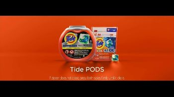 Tide Pods TV Spot, 'Child-Guard Packaging: Power Pods' - Thumbnail 8