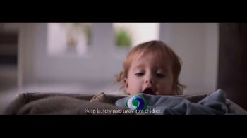 Tide Pods TV Spot, 'Child-Guard Packaging: Power Pods'
