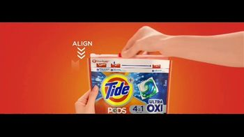 Tide Pods TV Spot, 'Child-Guard Packaging: Power Pods' - Thumbnail 6