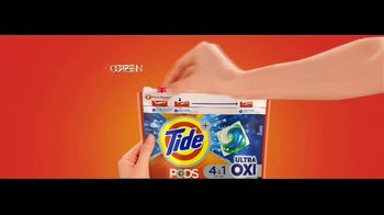 Tide Pods TV Spot, 'Child-Guard Packaging: Power Pods' - Thumbnail 7