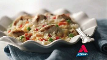 Atkins Frozen Meals TV Spot, 'Time Well Spent' - Thumbnail 1