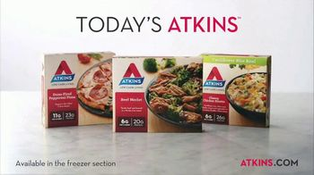 Atkins Frozen Meals TV Spot, 'Time Well Spent'