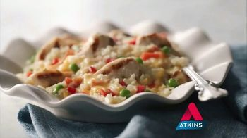 Atkins Frozen Meals TV Spot, 'Time Well Spent' - Thumbnail 2