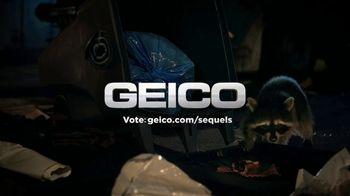 GEICO TV Spot, 'Raccoons Sequel: Heist' - Thumbnail 10