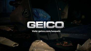 GEICO TV Spot, 'Raccoons Sequel: Heist' - Thumbnail 9