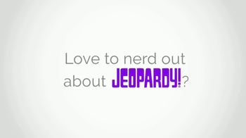 Sony Pictures Television TV Spot, 'Jeopardy!: Nerd Out' - Thumbnail 2
