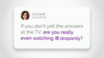 Sony Pictures Television TV Spot, 'Jeopardy!: Nerd Out' - Thumbnail 5
