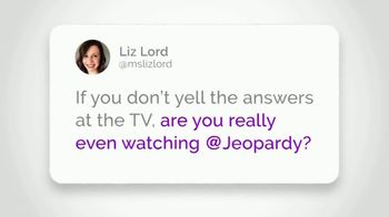 Sony Pictures Television TV Spot, 'Jeopardy!: Nerd Out' - Thumbnail 6