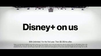Verizon TV Spot, 'French Family: Disney+ on Us and BOGO' - Thumbnail 10