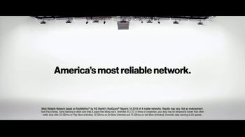 Verizon TV Spot, 'French Family: Disney+ on Us and BOGO' - Thumbnail 8