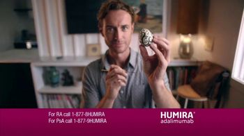 HUMIRA TV Spot, 'Body of Proof: Dog Walking' - 10961 commercial airings