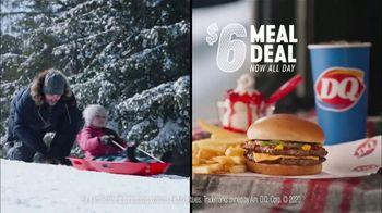 Dairy Queen $6 Meal Deal TV Spot, 'Human Ski Lift' - Thumbnail 5