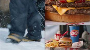 Dairy Queen $6 Meal Deal TV Spot, 'Human Ski Lift' - Thumbnail 6