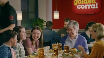 Golden Corral TV Spot, 'Los fines de semanas son de tres días' [Spanish]