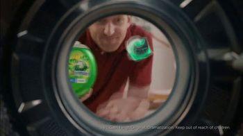 Gain Ultra Flings! TV Spot, 'Michelangelo: Dish Soap' - Thumbnail 5