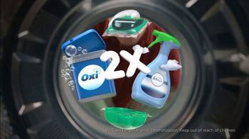 Gain Ultra Flings! TV Spot, 'Michelangelo: Dish Soap' - Thumbnail 6