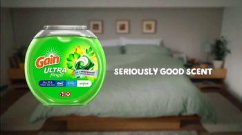 Gain Ultra Flings! TV Spot, 'Michelangelo: Dish Soap' - Thumbnail 8