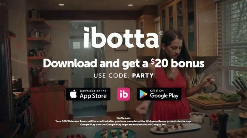 Ibotta Tv Commercial Not Enough Food Ispot Tv