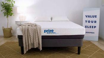 Bob's Discount Furniture Bob-O-Pedic Prize Mattress TV Spot, 'Value Your Sleep' - Thumbnail 3