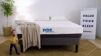 Bob's Discount Furniture Bob-O-Pedic Prize Mattress TV Spot, 'Value Your Sleep' - Thumbnail 5
