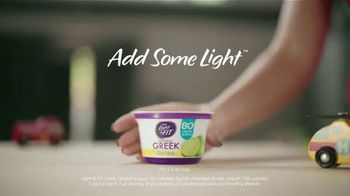 Dannon Light & Fit TV Spot, 'Add Some Light: Giggles and Squats' - Thumbnail 9