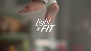 Dannon Light & Fit TV Spot, 'Add Some Light: Giggles and Squats' - Thumbnail 5