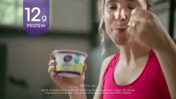 Dannon Light & Fit TV Spot, 'Add Some Light: Giggles and Squats' - Thumbnail 8