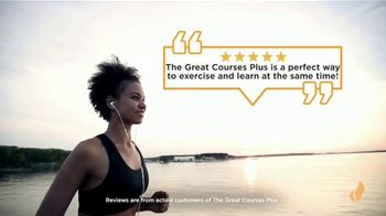 The Great Courses Plus TV Spot, 'Learn Something New' - Thumbnail 2