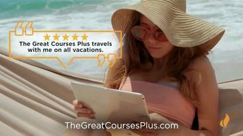 The Great Courses Plus TV Spot, 'Learn Something New' - Thumbnail 3
