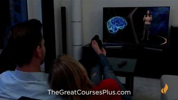 The Great Courses Plus TV Spot, 'Learn Something New' - Thumbnail 4