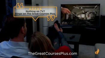 The Great Courses Plus TV Spot, 'Learn Something New' - Thumbnail 5