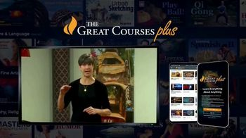 The Great Courses Plus TV Spot, 'Learn Something New' - Thumbnail 8