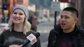 Burger King 5 for $4 Deal TV Spot, 'Saving Money' - Thumbnail 1