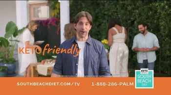 South Beach Diet TV Spot, 'The Friendlier Way to Do Keto' Featuring Jessie James Decker - Thumbnail 2