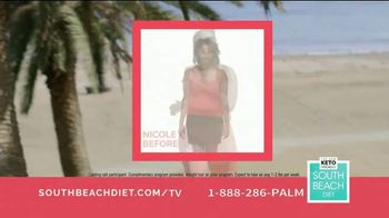 South Beach Diet TV Spot, 'The Friendlier Way to Do Keto' Featuring Jessie James Decker - Thumbnail 3