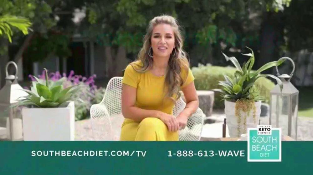 South Beach Diet TV Commercial, 'Keto-Friendly Diet: Big News' Featuring Jessie James Decker