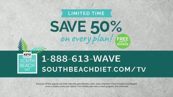 South Beach Diet TV Spot, 'Keto-Friendly Diet: Big News' Featuring Jessie James Decker - Thumbnail 8