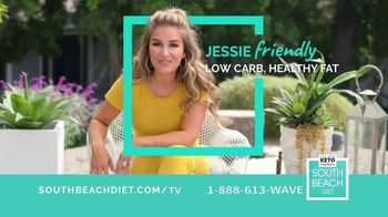 South Beach Diet TV Spot, 'Keto-Friendly Diet: Big News' Featuring Jessie James Decker
