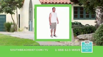 South Beach Diet TV Spot, 'Keto-Friendly Diet: Big News' Featuring Jessie James Decker - Thumbnail 4