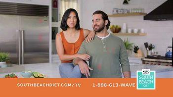 South Beach Diet TV Spot, 'Keto-Friendly Diet: Big News' Featuring Jessie James Decker - Thumbnail 5