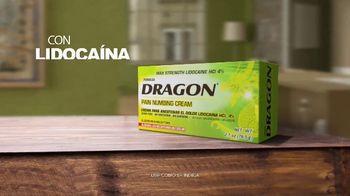 Dragon Pain Numbing Cream TV Spot, 'Espalda tensa' [Spanish] - Thumbnail 4