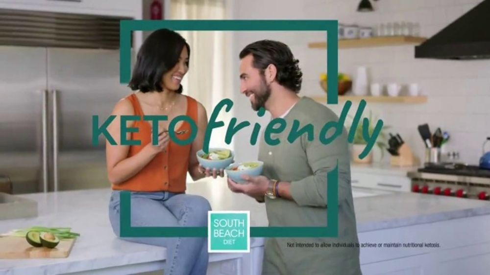 South Beach Diet TV Commercial, 'Keto-Friendly: Make the World Friendly'