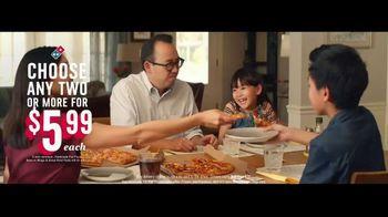 Domino's Mix & Match Deal TV Spot, 'Allowance' - Thumbnail 9