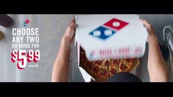 Domino's Mix & Match Deal TV Spot, 'Allowance' - Thumbnail 1