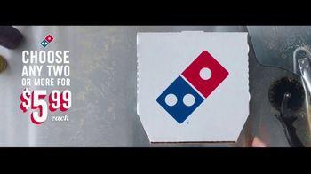 Domino's Mix & Match Deal TV Spot, 'Allowance'