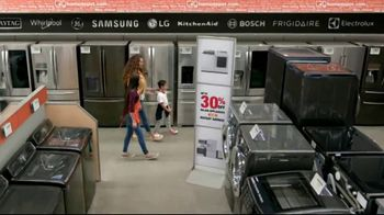 The Home Depot TV Spot, 'Upgrade Your Appliances: Samsung Kitchen Package' - Thumbnail 4