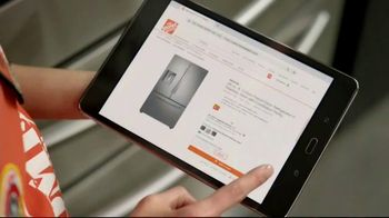 The Home Depot TV Spot, 'Upgrade Your Appliances: Samsung Kitchen Package' - Thumbnail 5